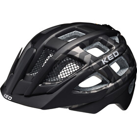 KED Kailu Helmet Kids Black Anthracite Matt